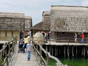 Pfahlbauten Unteruhldingen am Bodensee