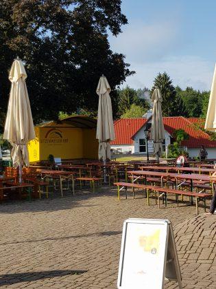 Bühne Gitzenweiler Hof