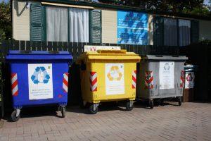 Mülltrennung auch in Italien