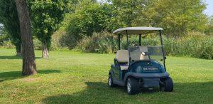 Golfkart, Golfclub Jesolo